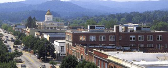Historic Downtown Hendersonville