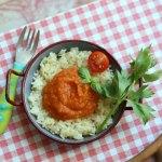 Sauce tomate napolitaine pour petits bébés