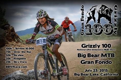 2015 Grizzly 100 NUE/Gran Fondo MTB
