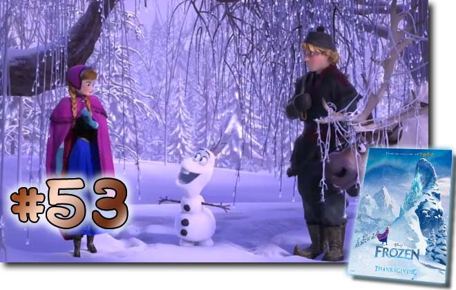 53 Frozen: BCDB List of Disney Animated Films
