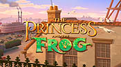 The Princess And The Frog Cartoons Picture
