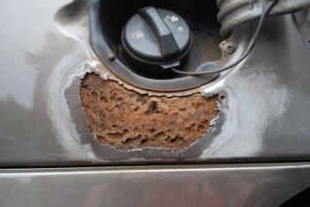 Восстанавливаем покрытие автомобиля после ржавчины1