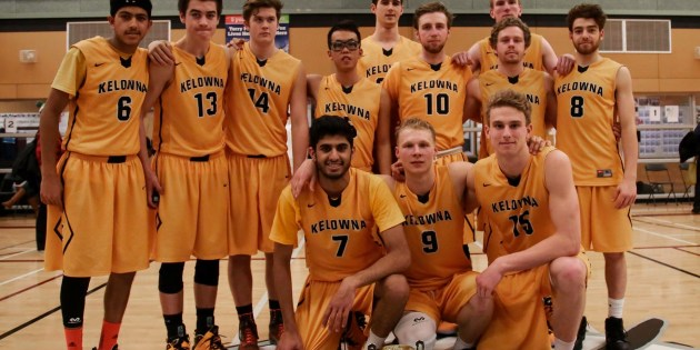 #1 Kelowna Dominates En Route to 2015 Kodiak Klassic Title