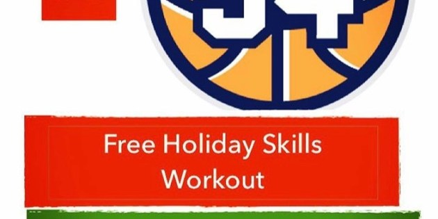 94 Feet Basketball FREE Holiday Skills Workout – Dec 30 @ Sands Sec.