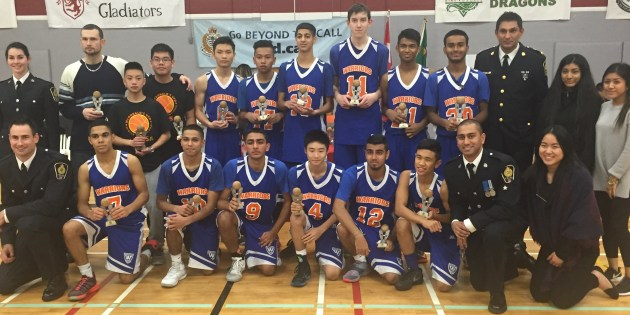 Windermere Warriors Defeat AA #2 King George Dragons to Claim VPD Title