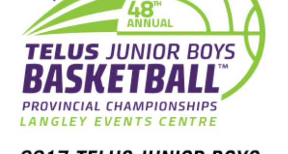 Jr. Boys' Provincial Tournament Information