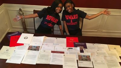 Georgia Twins Get Accepted Into 42 Colleges, Receiving Over $900,000 in Scholarship Offers ...