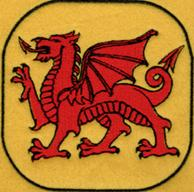 Welsh Dragon, variation
