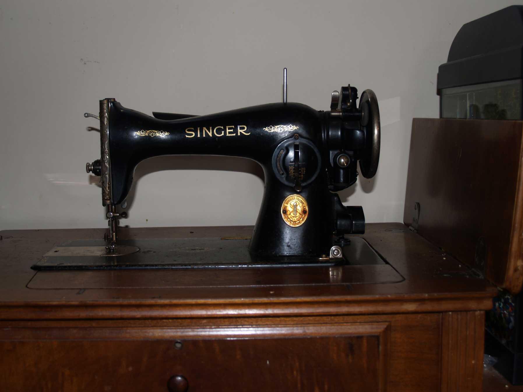 Fullsize Of Singer 15 91