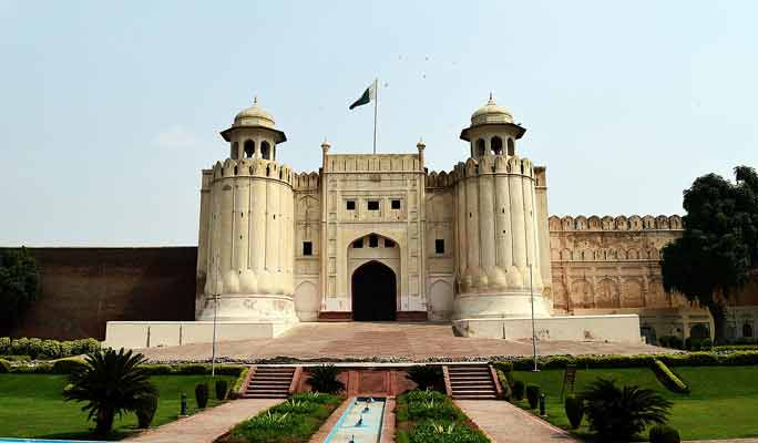 Lahore-Fort+