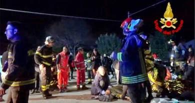 6 dead, dozens hurt in Italy club stampede
