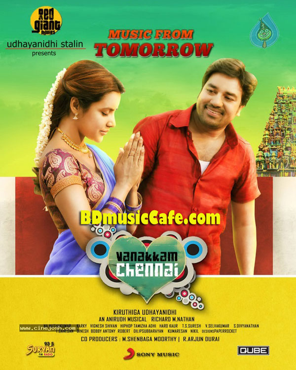 Kollywood vanakkam chennai movie all video songs hd All hd song