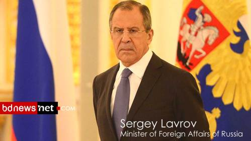 Russia is not looking for conflicts with anyone : Lavrov
