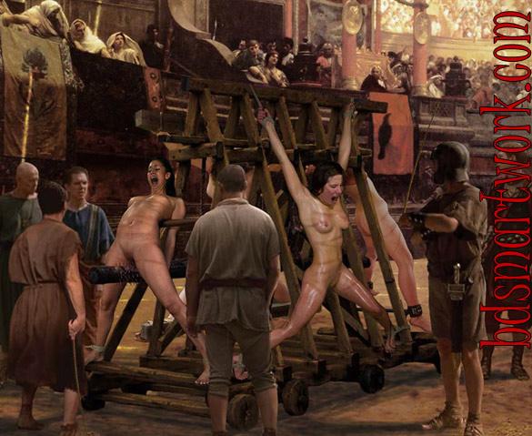 quoom 3d torture porn