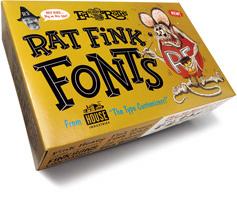 Ratfinkfonts