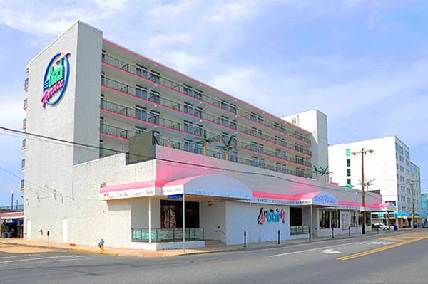 Beach Terrace - Wildwood Motel