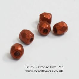 True2 Beads, 100 per pack, Katie Dean, Beadflowers, UK