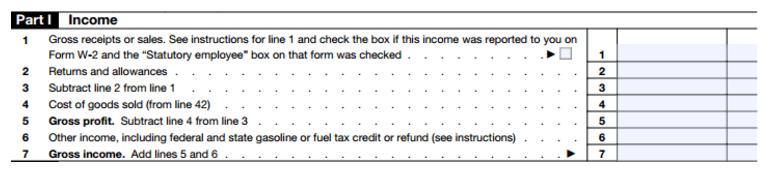 taxation income form
