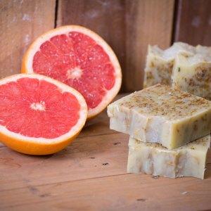 Bean and Boy Grapefruit and Calendula Soap