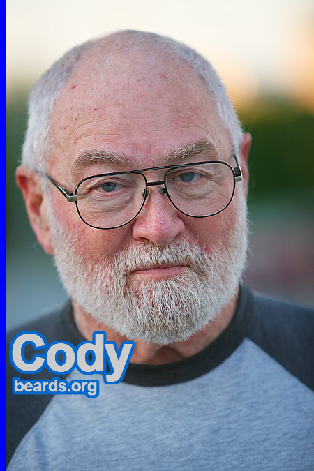 Cody Smith, bearded barber