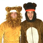 Lion and Bear