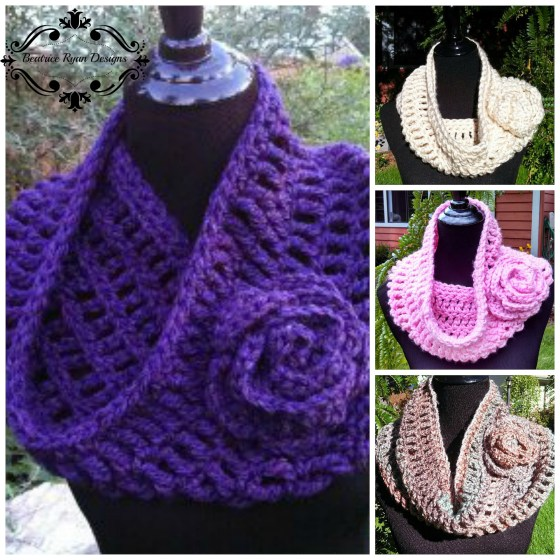 Soft and Stylish Cowl