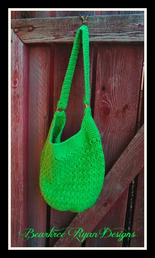 Amazing Grace Tote Free Pattern