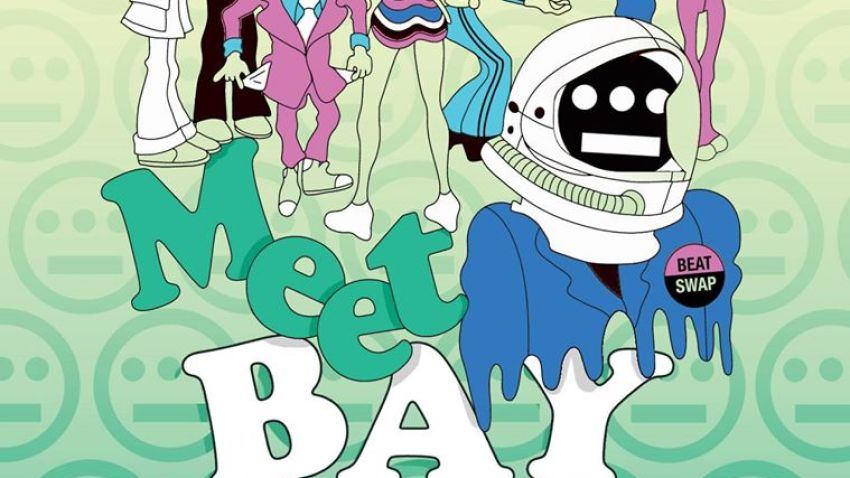 Beat Swap Meet's Third Eye Opens Wide in Oakland on Hiero Day