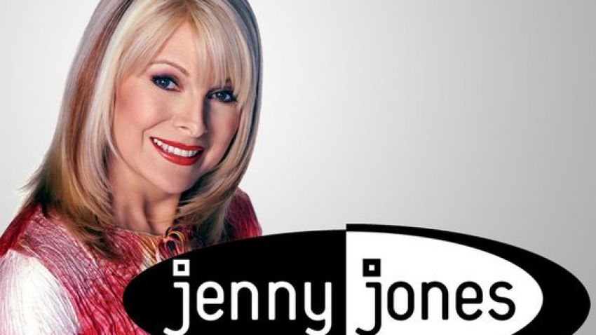 THE JENNY JONES SHOW WAS MAD HIP HOP