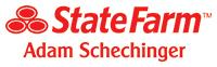 Adam Schechinger State Farm logo