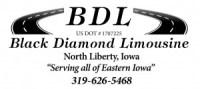 Black Diamond Limo Logo