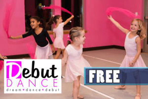 Frozen & Friends Dance Class