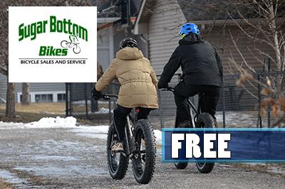Fat Tire Bike Rides