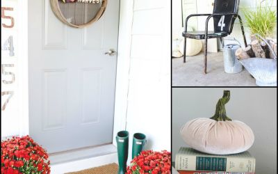 Farm Home Tour By The Dempster Logbook