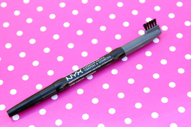 NYX Charcoal Eyebrow Pencil