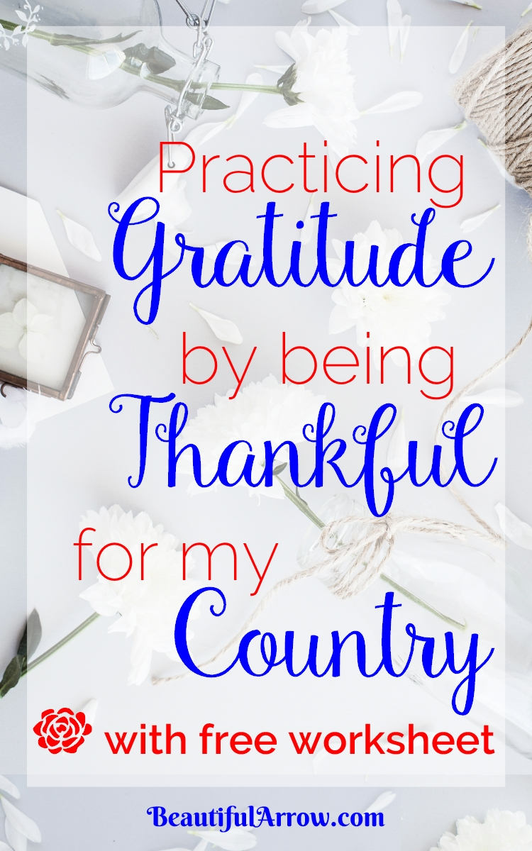 Free Worksheet to Practice Gratitude and Start Healing for Shame Over Past Cruelties