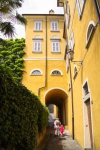 Varenna, Italy - Around Town