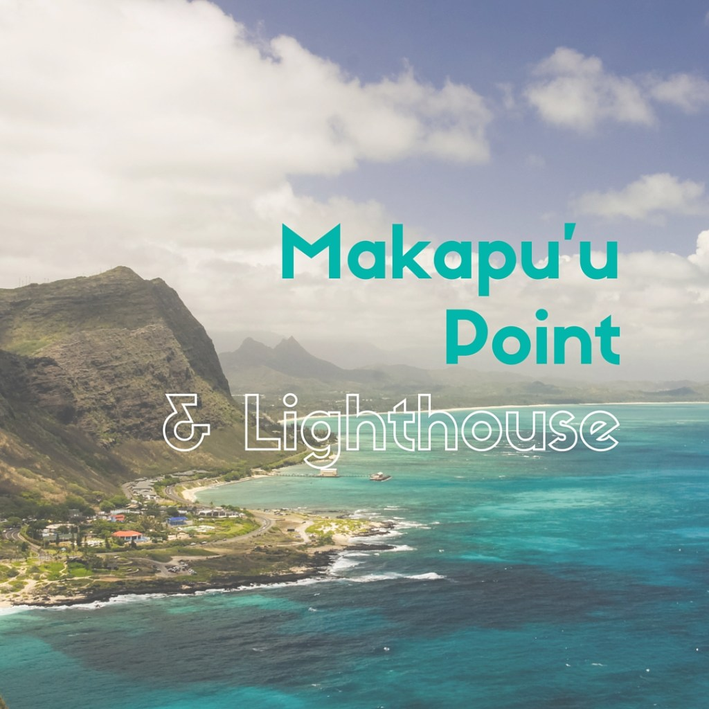 Makapu'u Point – Oahu Hike