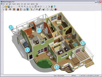 The Best Free 3D Home Design Software | Beautiful Homes Design