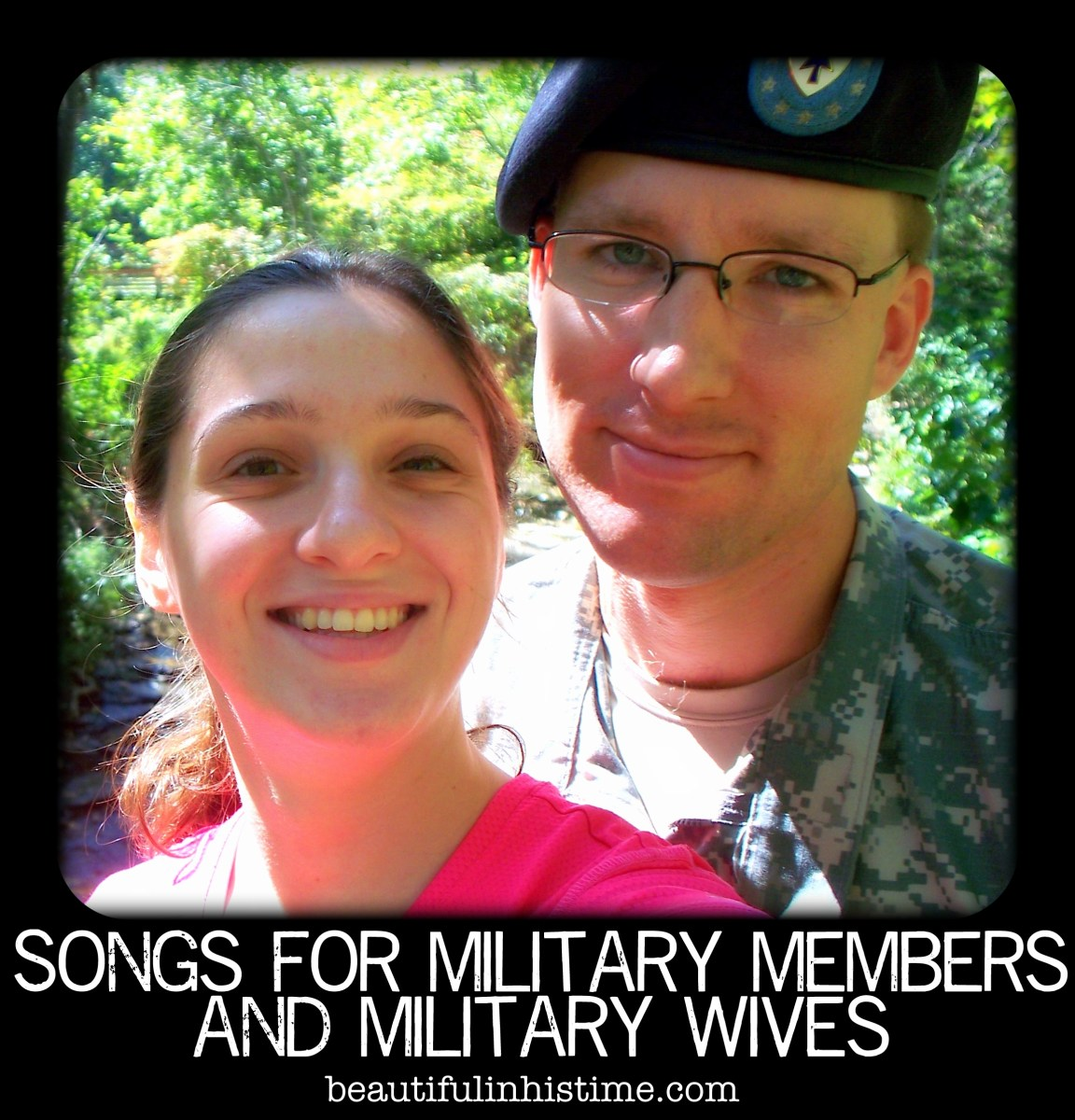 Songs for Military Members and Military Wives