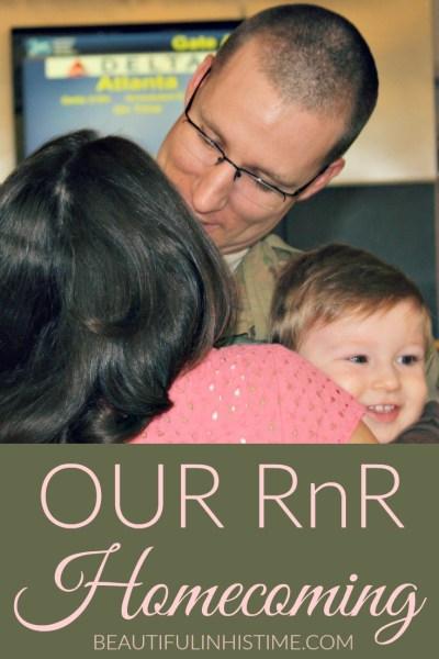 RnR Homecoming Story