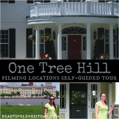 One Tree Hill Filming Locations Self-Guided Tour