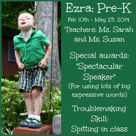 Ezra PreK