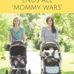 "So what? {One question that will end ""mommy wars"" before they begin}"
