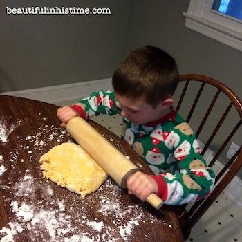 12 baking crackers