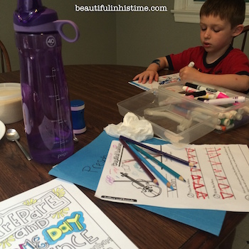 affirmations coloring 1