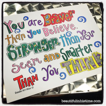 affirmations coloring 2