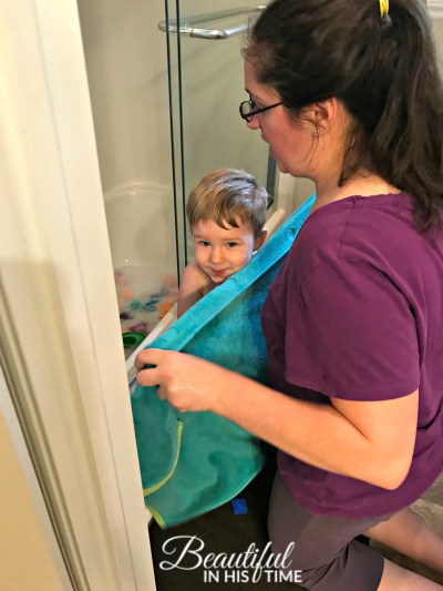 Messy Motherhood (through the eyes of another)