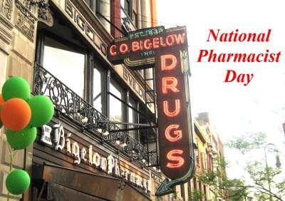 National Pharmacist Day   Beautiful New York