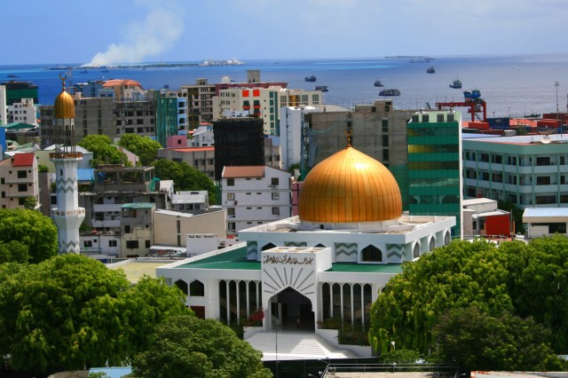 Mosque - Maldives